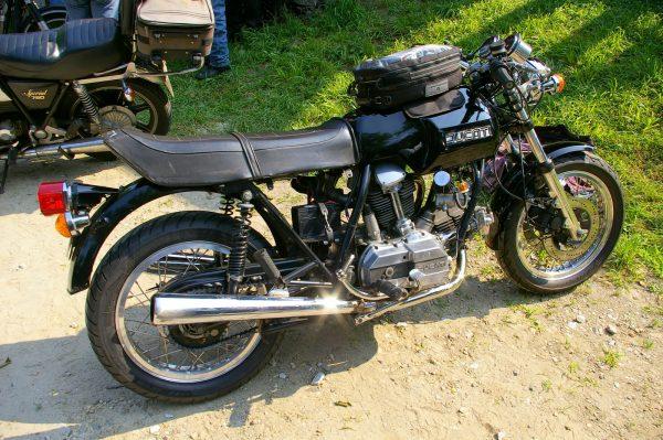 1-1975 ducati 860 gt - ride ct & ride new england