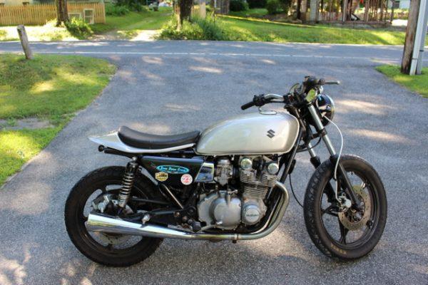 Suzuki GS650 Is Newman's Own - Ride CT & Ride New England