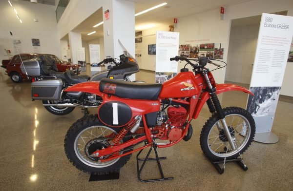 Honda Heritage Center Showcases Bikes