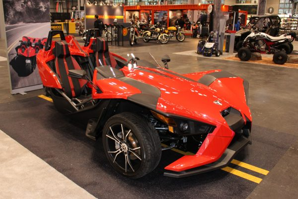 Polaris Slingshot Supercharger Kit by DDMWorks