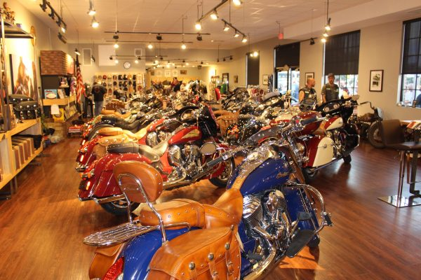Are Harley Davidson Sales Hurt By Indian Motorcycle