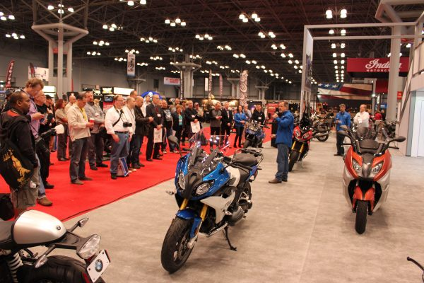 wrapping up the ims in nyc - ride ct & ride new england
