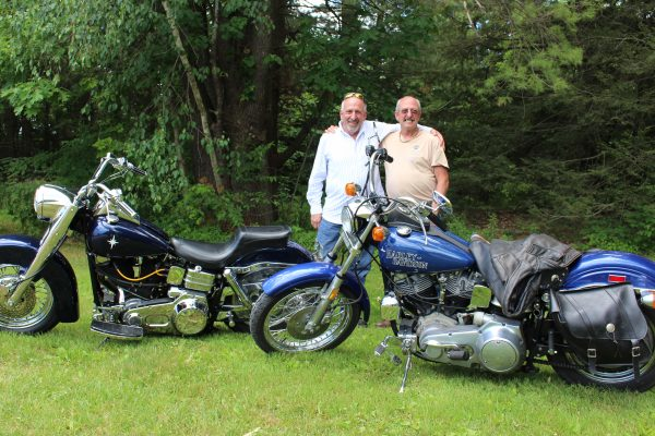 Harley Owners Recall AMF Years