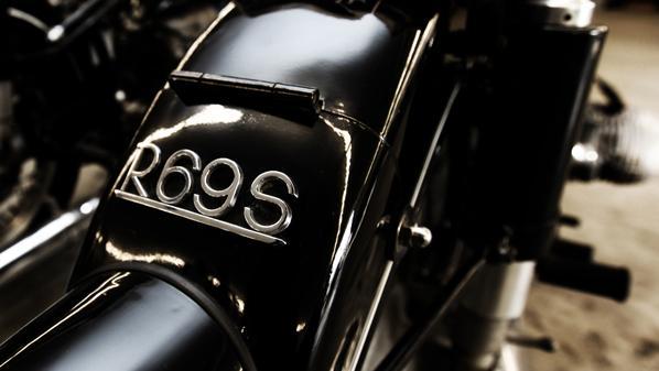 MAX BMW Plans R69S Rebuild At IMS