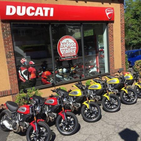 ecs merges with hudson valley motorcycles