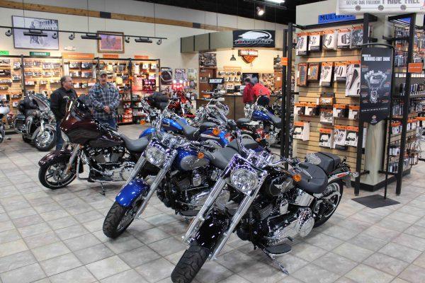 Shakeup At Yankee Harley-Davidson
