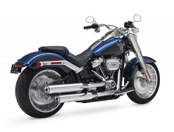 Harley Davidson Unveils 115th Anniversary Models