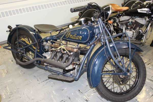 "imos shows off ""new"" indian four"