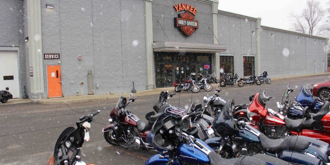 Yankee Harley-Davidson Making Changes