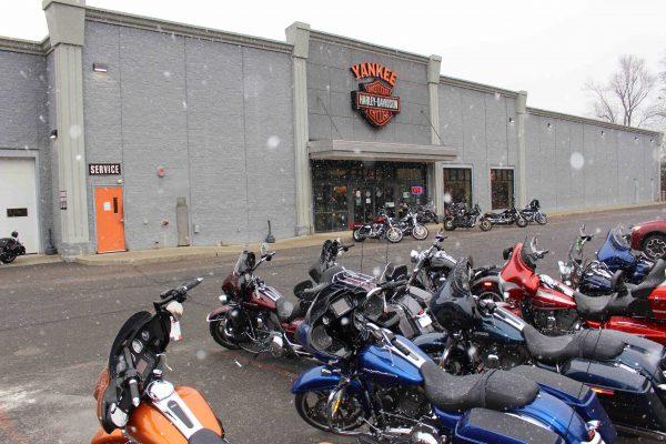 Yankee Harley-Davidson Making Changes