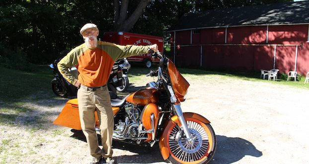 Dennis Gage Of My Classic Car Talks Bikes - My classic car