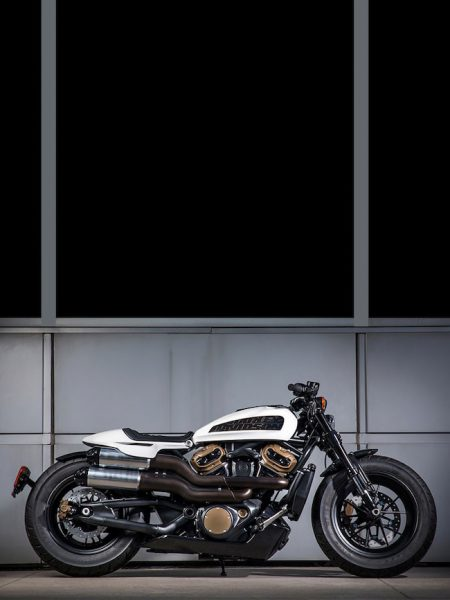 Harley Davidson Apparently Planning Custom Sportster