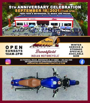 Brookfield Indian Motorcycle